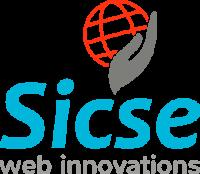 Logo van onze website-ontwikkelaar Sicse